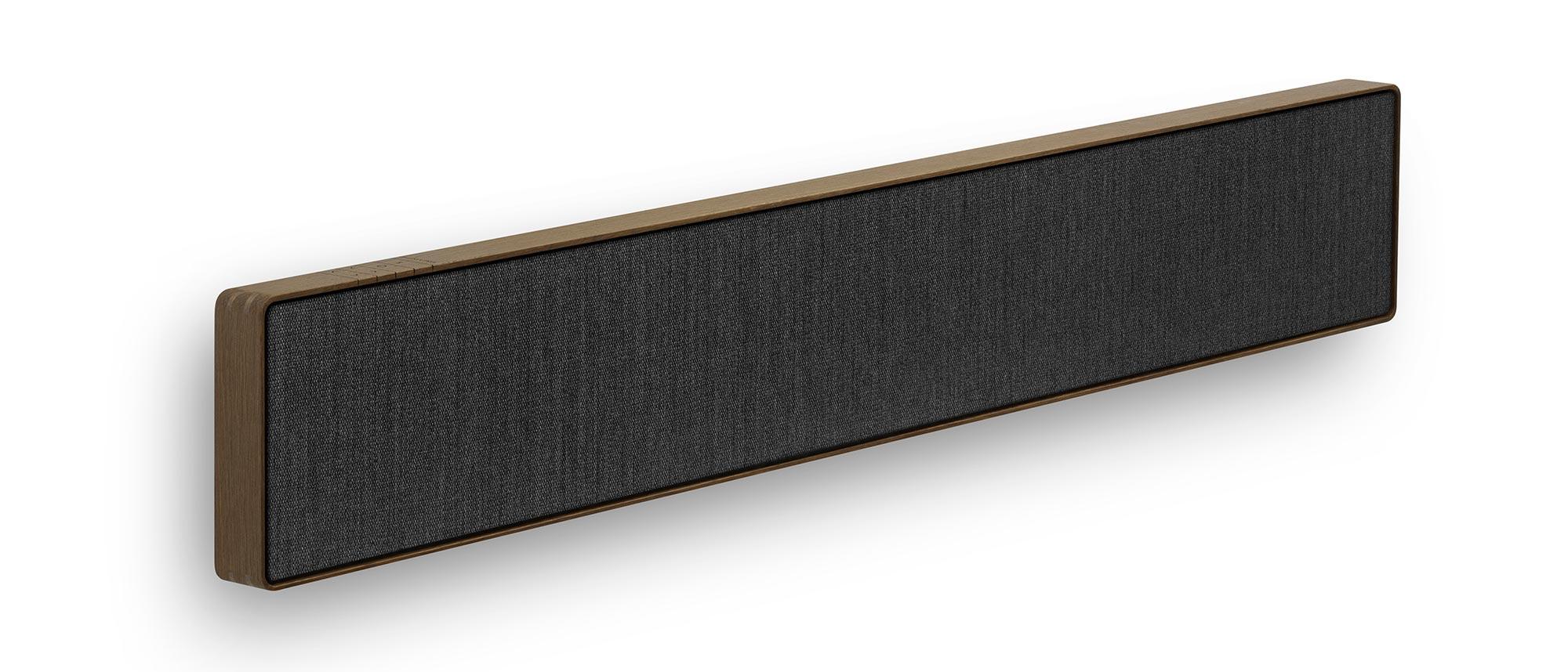 bang olufsen sets the stage for an atmos soundbar pickr. Black Bedroom Furniture Sets. Home Design Ideas