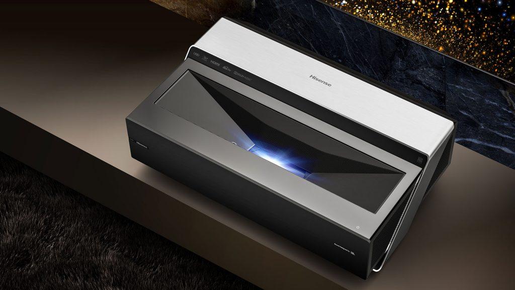 Hisense Dual Colour Laser TV