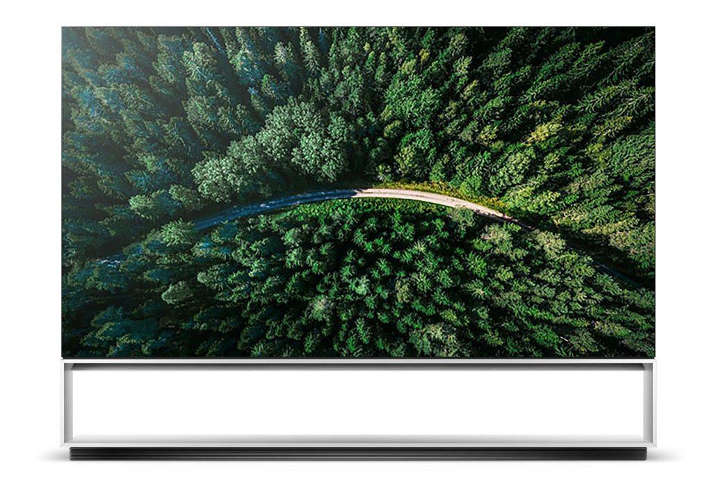 LG 88Z9 OLED TV