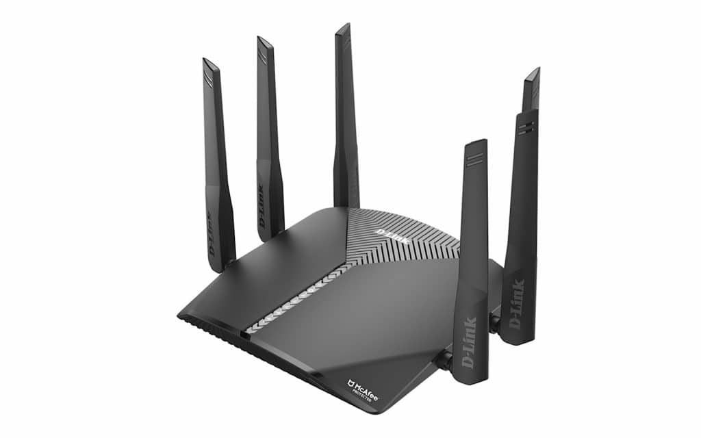 D-Link Exo Smart Mesh routers