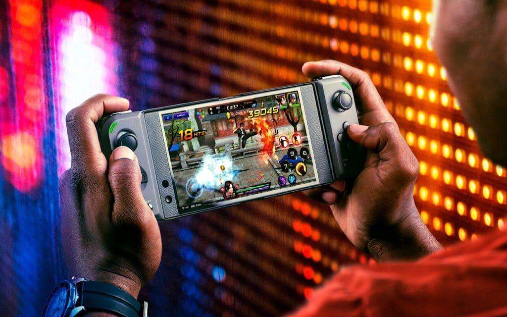 Razer Junglecat controller for mobile gaming