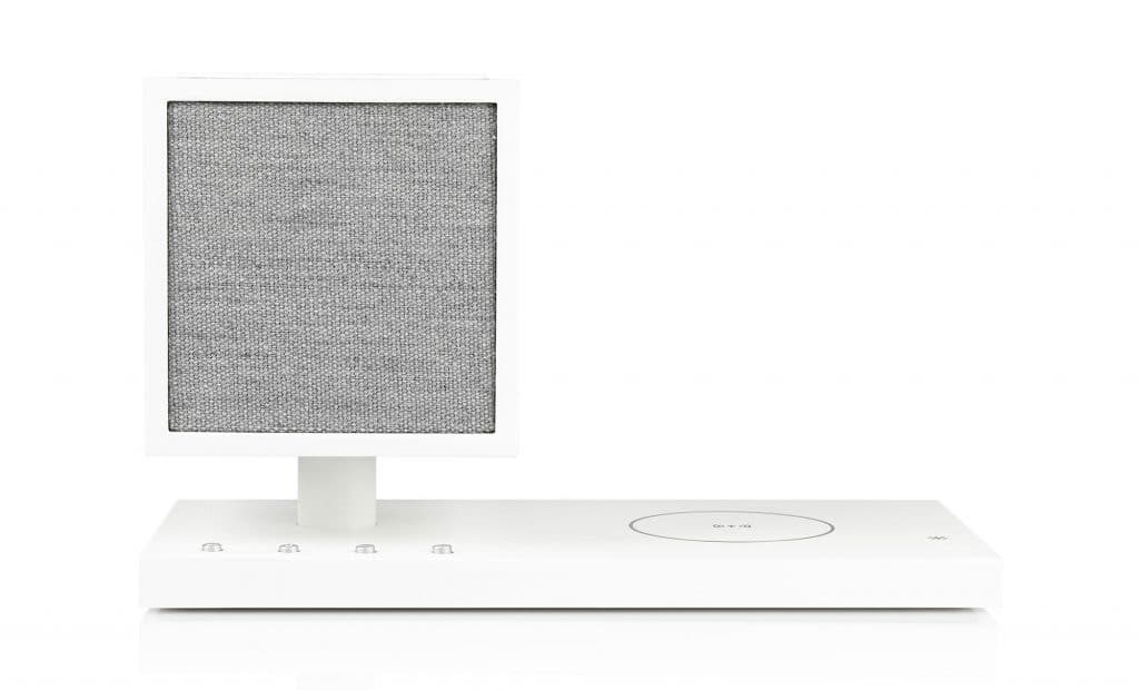 Tivoli Revive speaker with Qi wireless charger