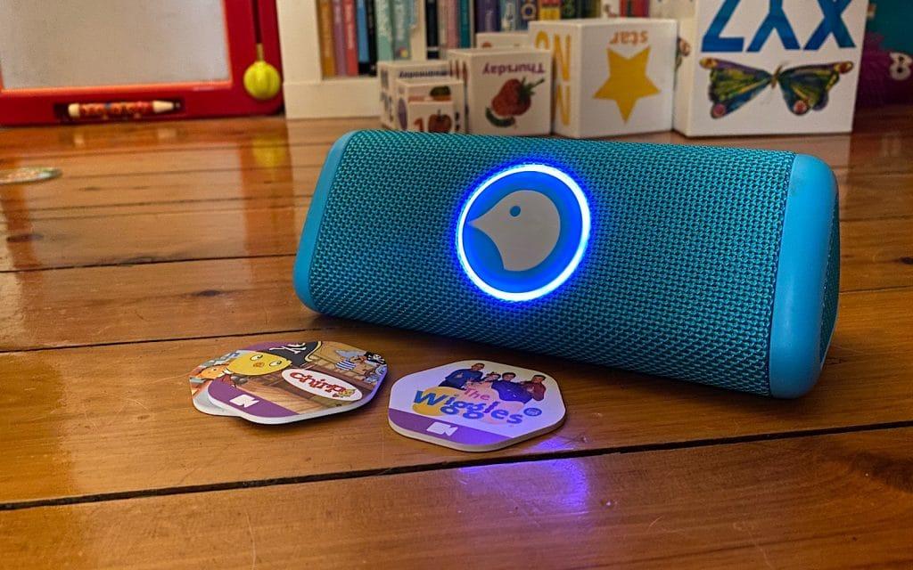 Birde speaker for kids
