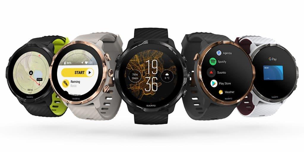 Suunto 7 smartwatch powered by Wear OS