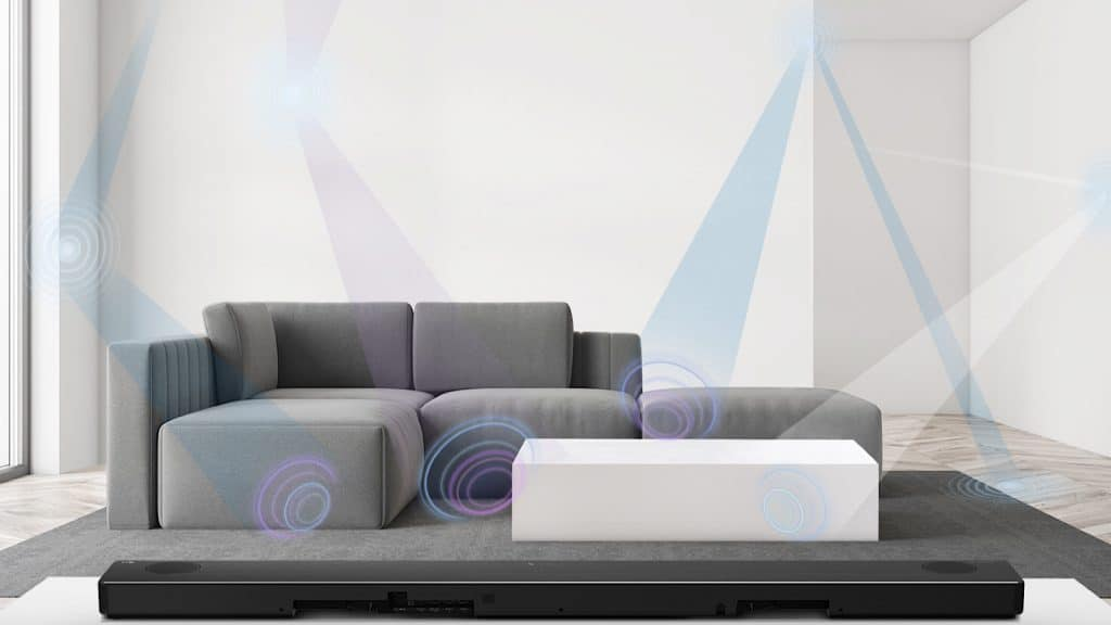 LG Dolby Atmos soundbar set to be shown at CES 2020