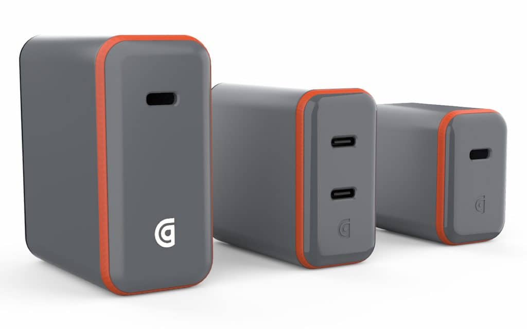 Griffin PowerBlock USB-C PD GaN wall chargers (CES 2020)