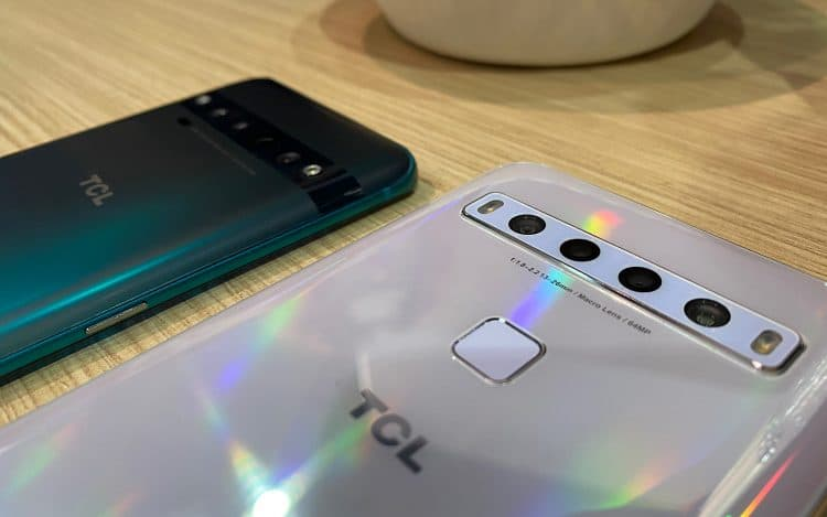 Hands-on with the TCL 10 Pro and TCL 10 5G at CES 2020