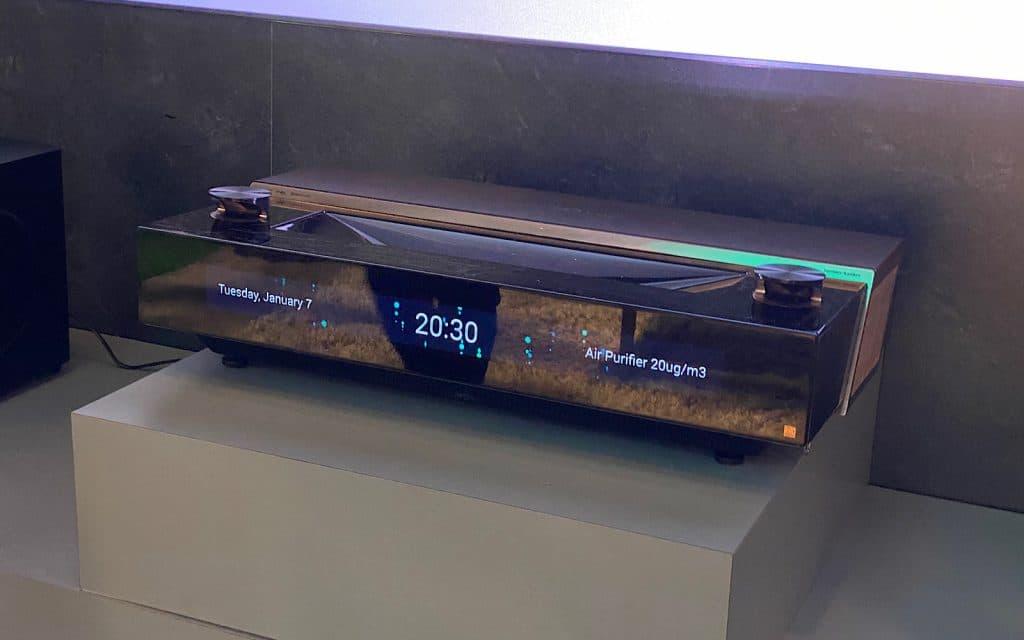 Hisense TriChroma Laser TV (CES 2020)
