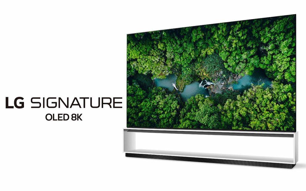 LG Real 8K OLED TV