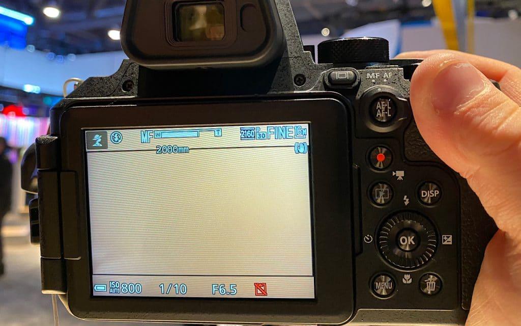 Nikon Coolpix P950 (CES 2020)