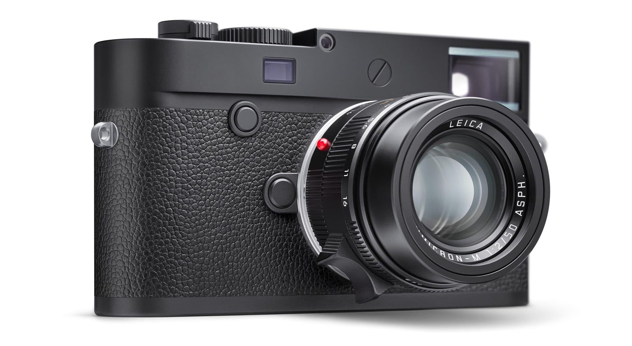 Leica M10 Monochrom (2020)