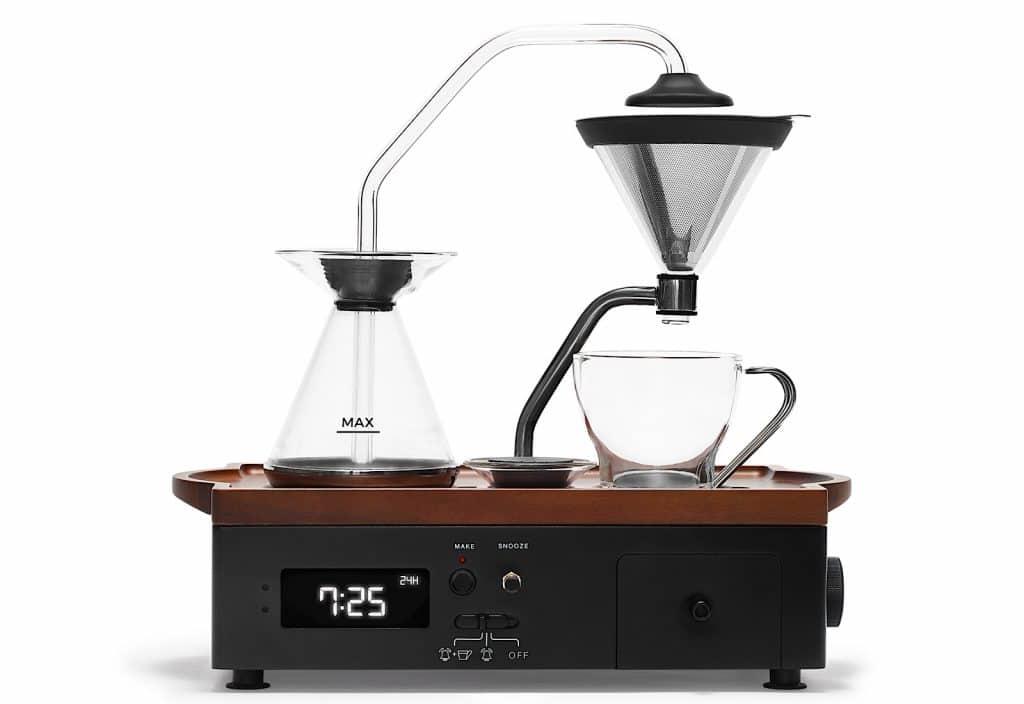 Bariseur Coffee Alarm Clock