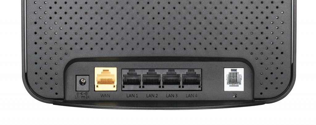 D-Link DW-956 4G wireless router