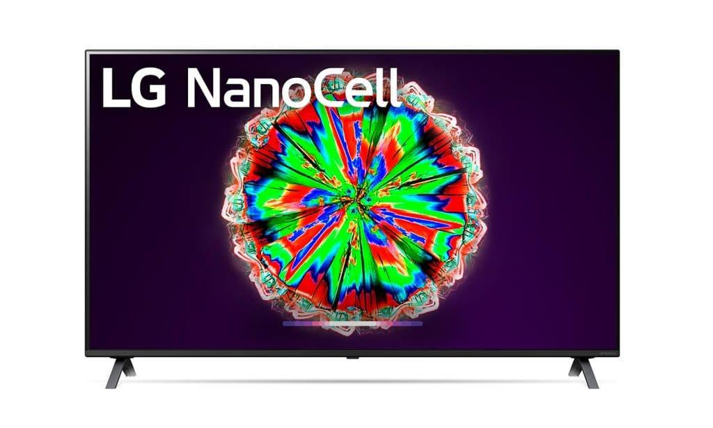 LG Nano80 LED-backlit NanoCell