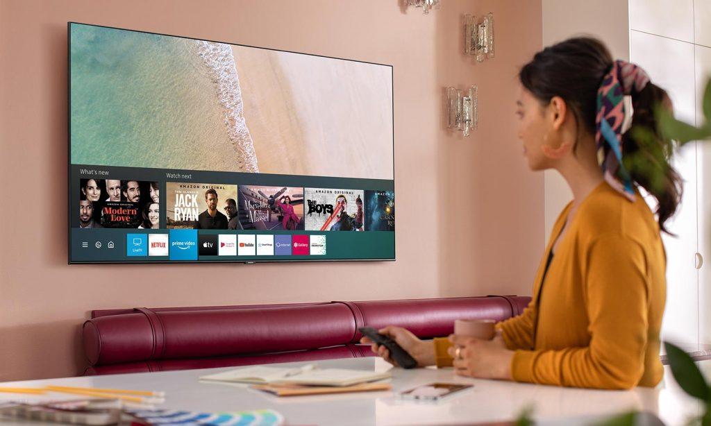 Samsung Releases 2020 Tvs Across 4k 8k Pickr