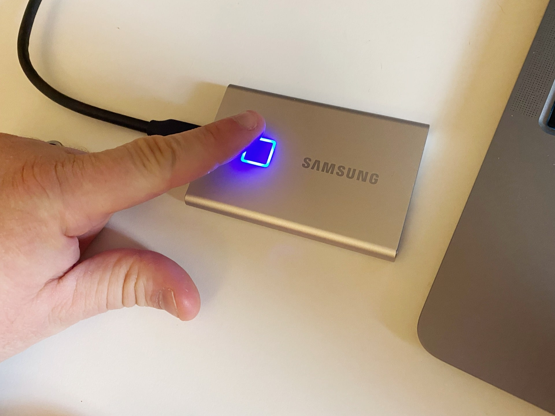 Samsung T7 SSD review