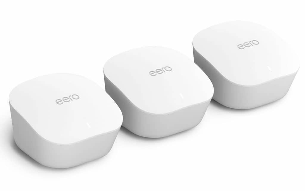 Amazon Eero mesh networking