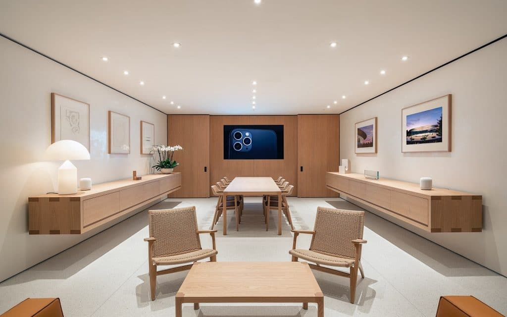 Apple Store Sydney, opening in May 2020