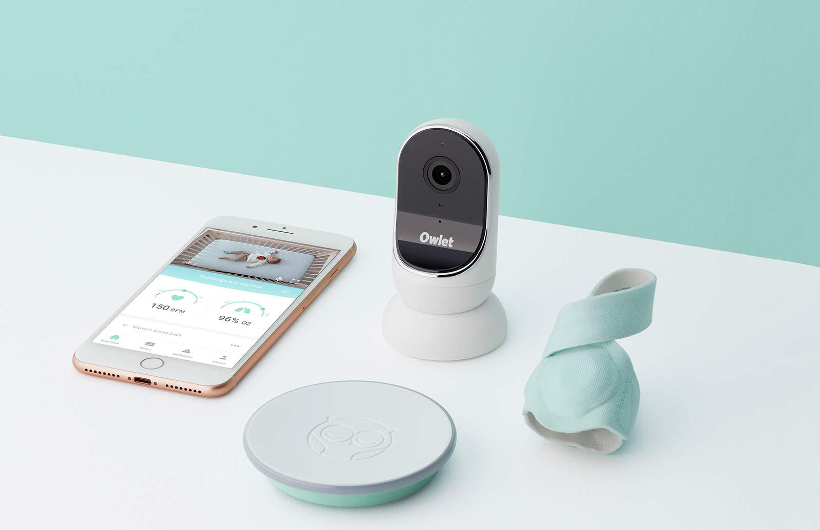 Owlet Smart Monitor Duo