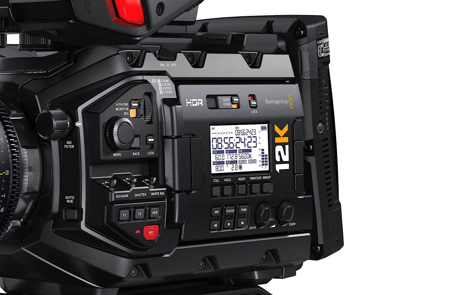 Blackmagic's 12K camera