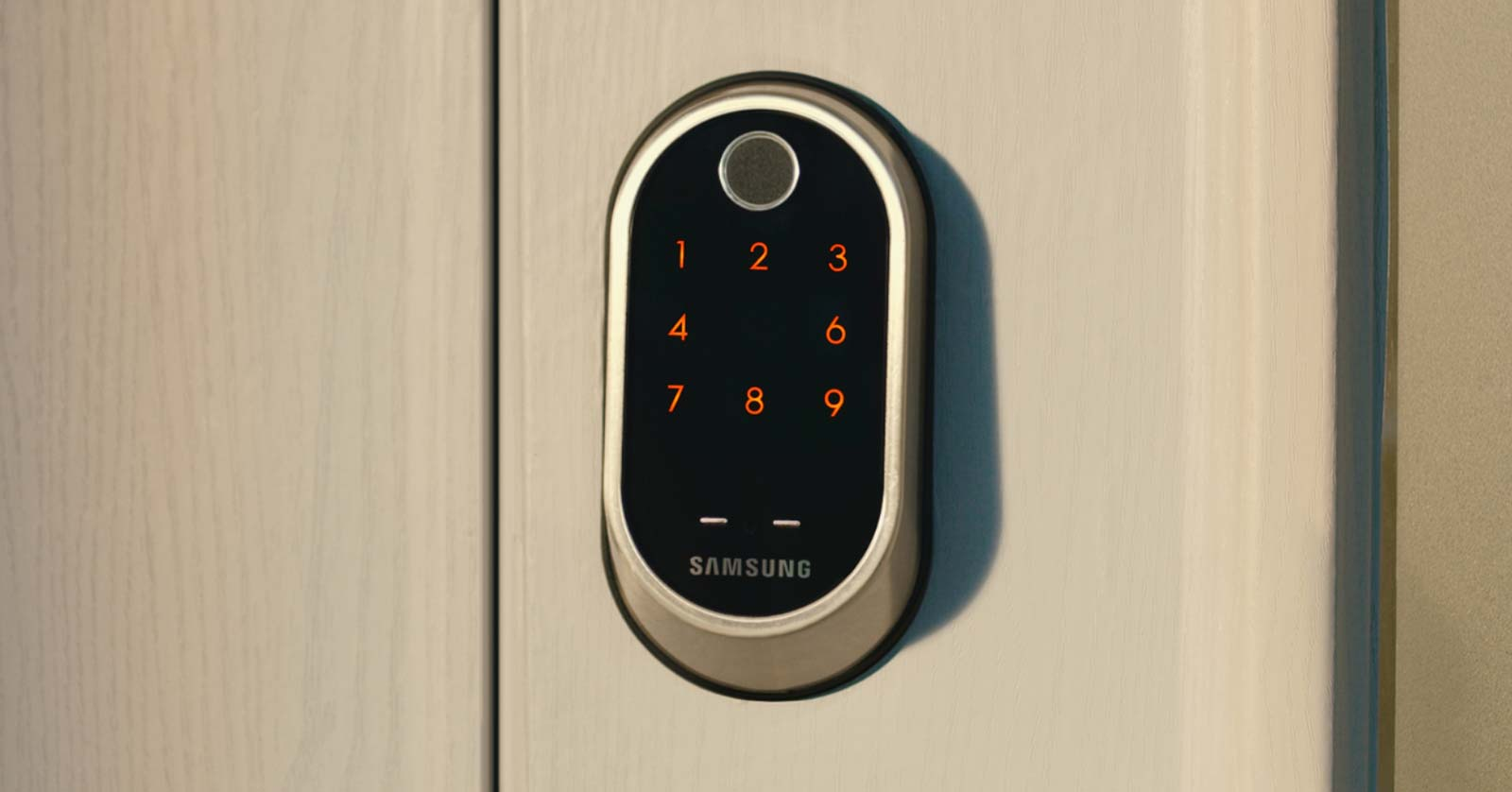 Samsung A30 smart lock