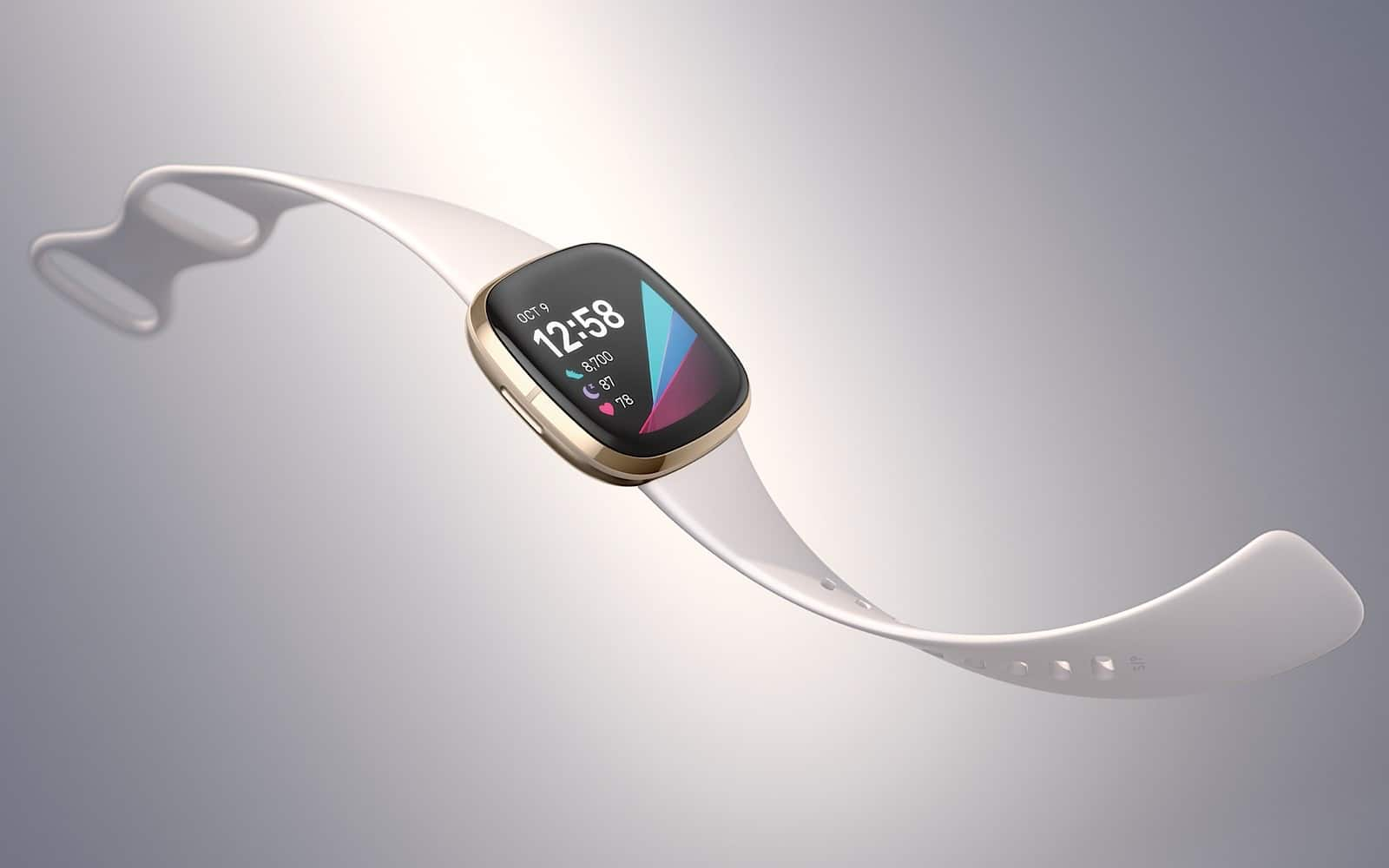 """Fitbit's latest """"Sense"""" smartwatch brings health tech together – Pickr"""