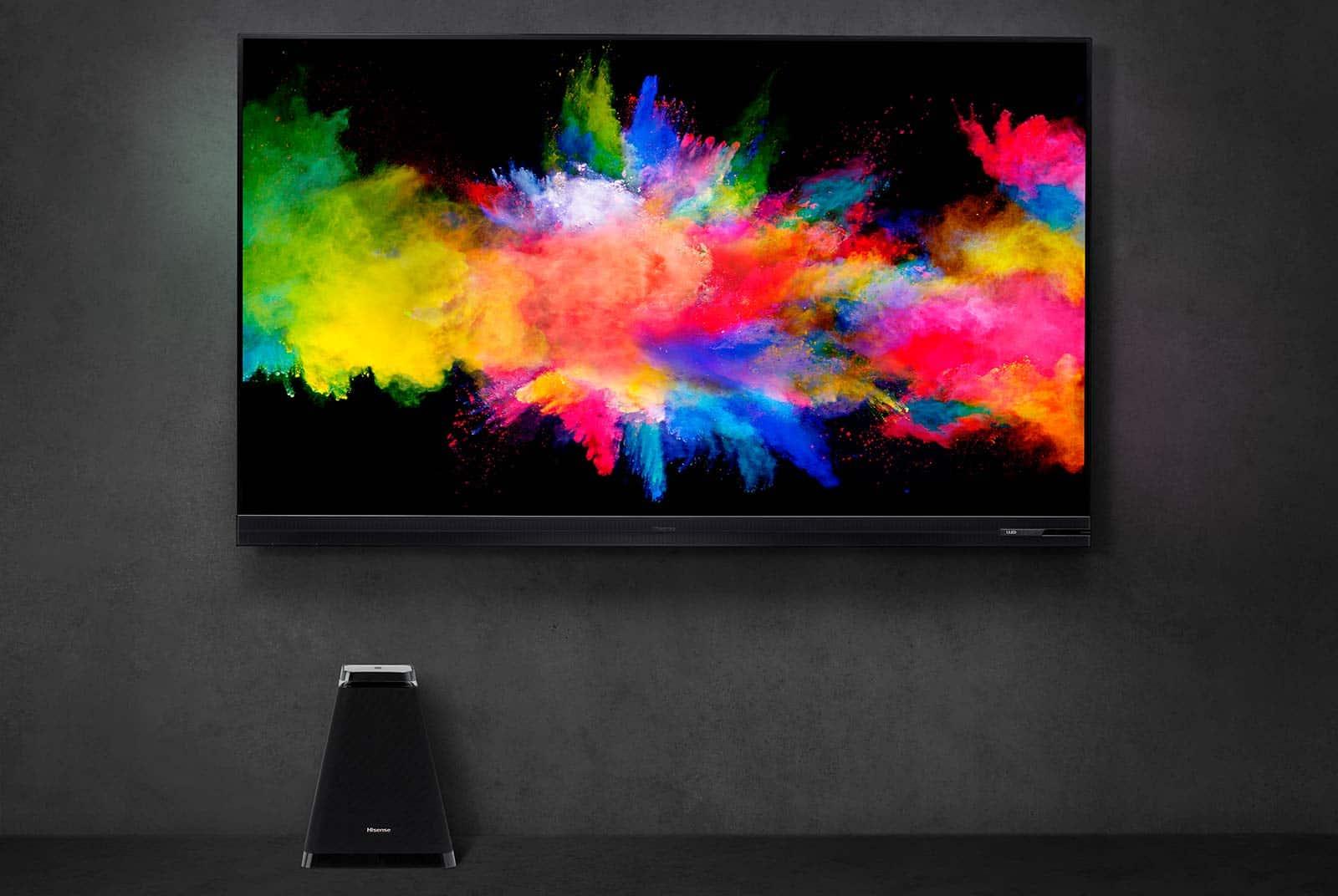 Hisense Dual Cell 65SX LED TV