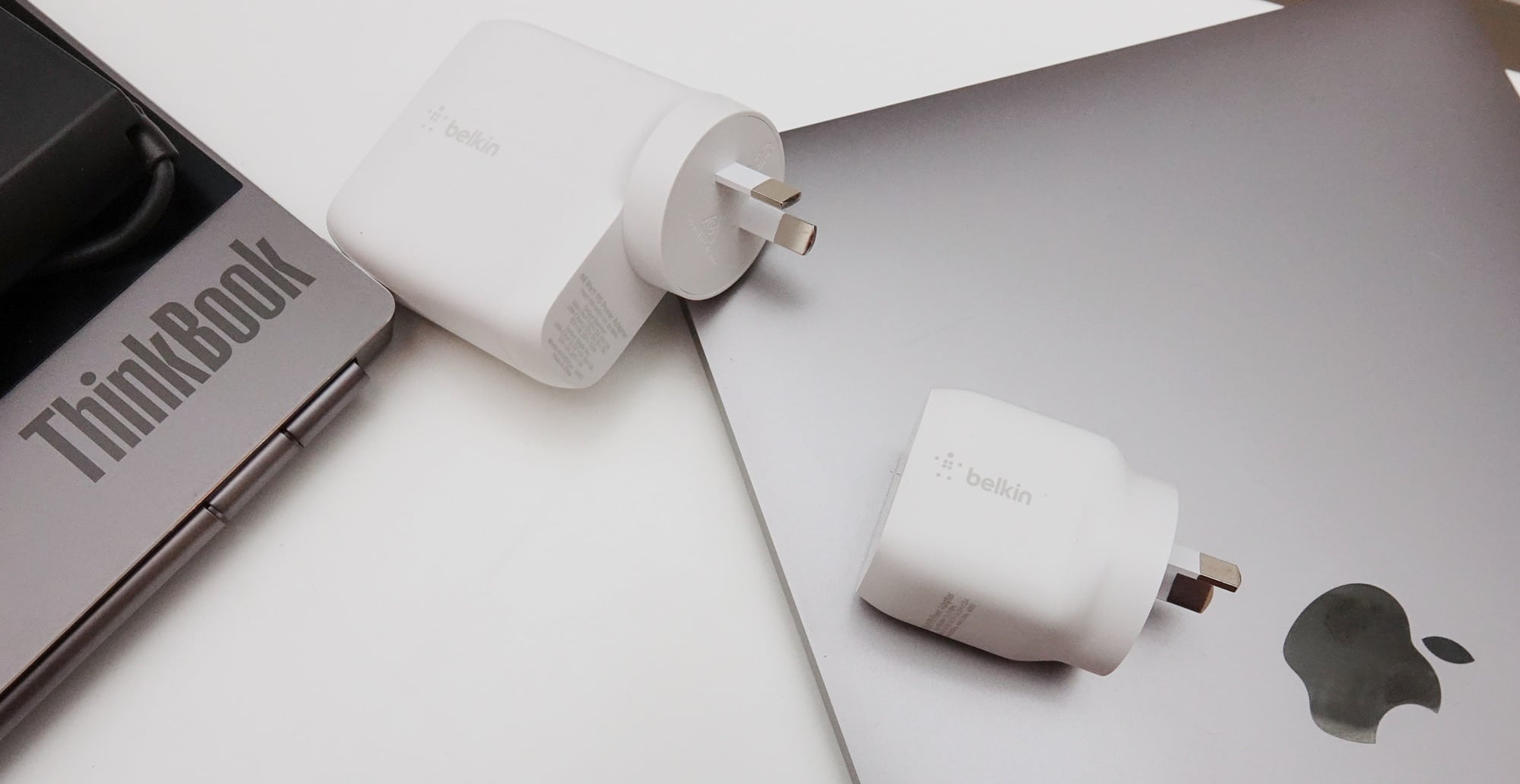 Belkin GaN Boost Charge Packs