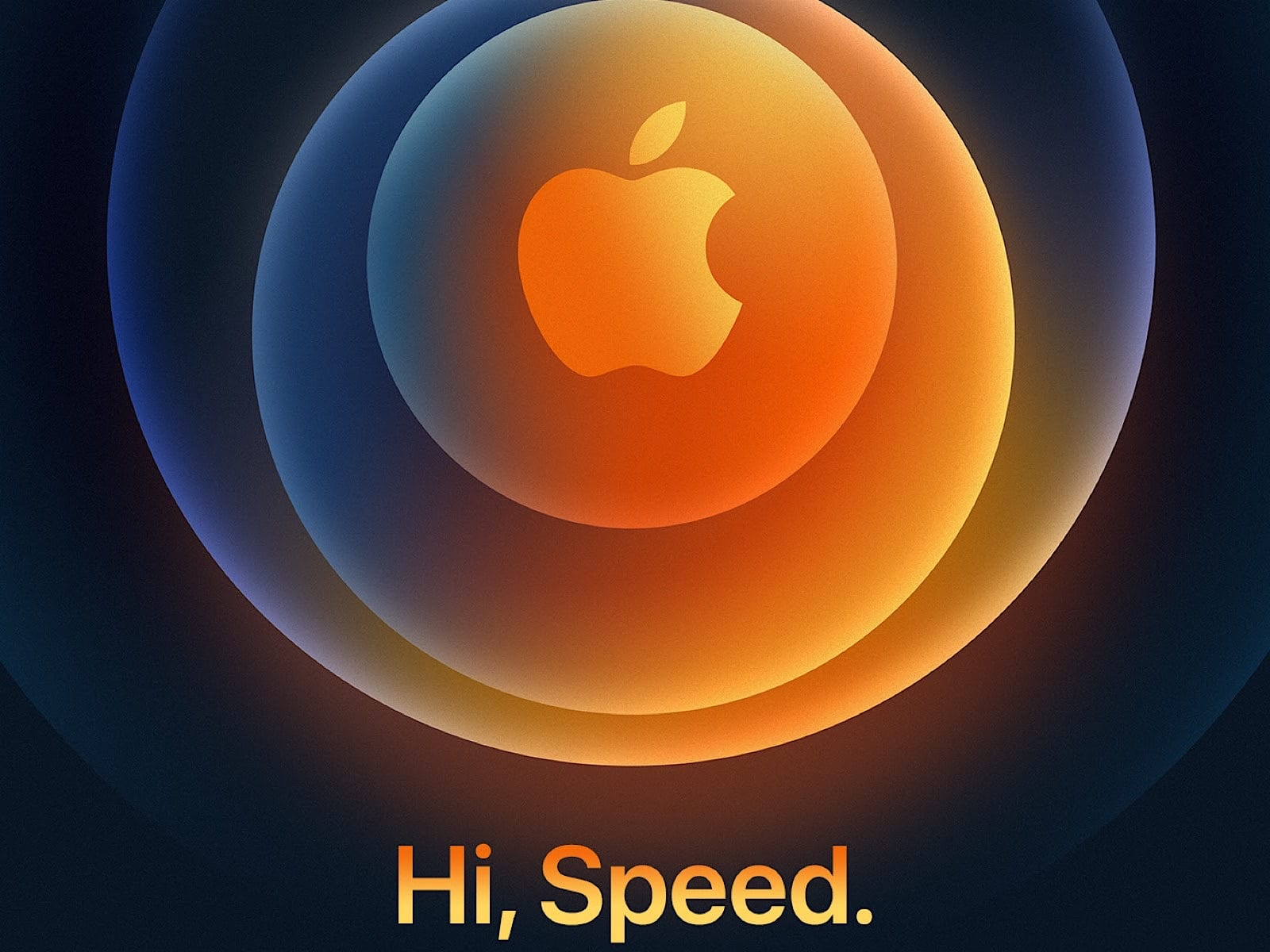 Apple October 2020 event