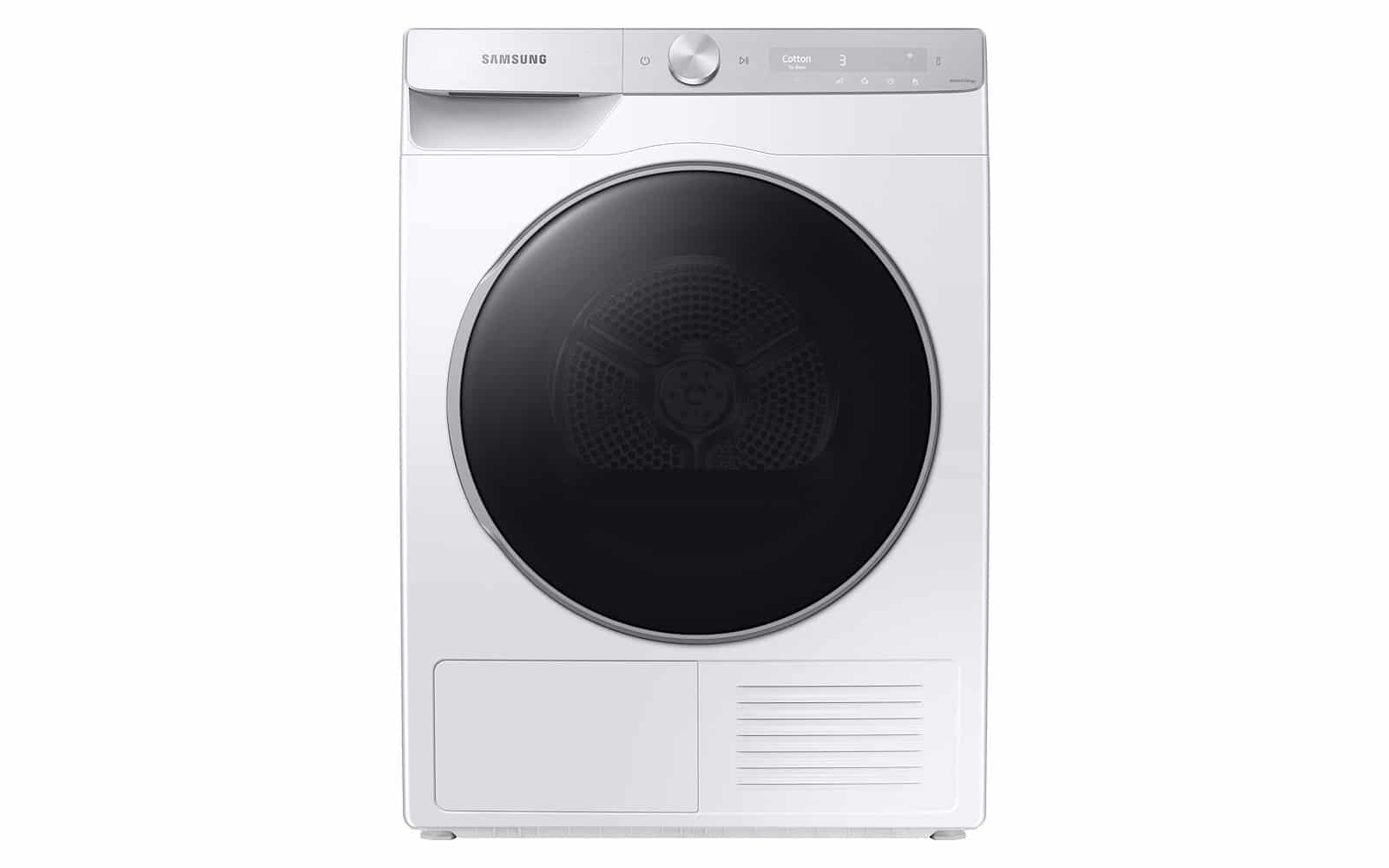 Samsung Simple UX laundry machines