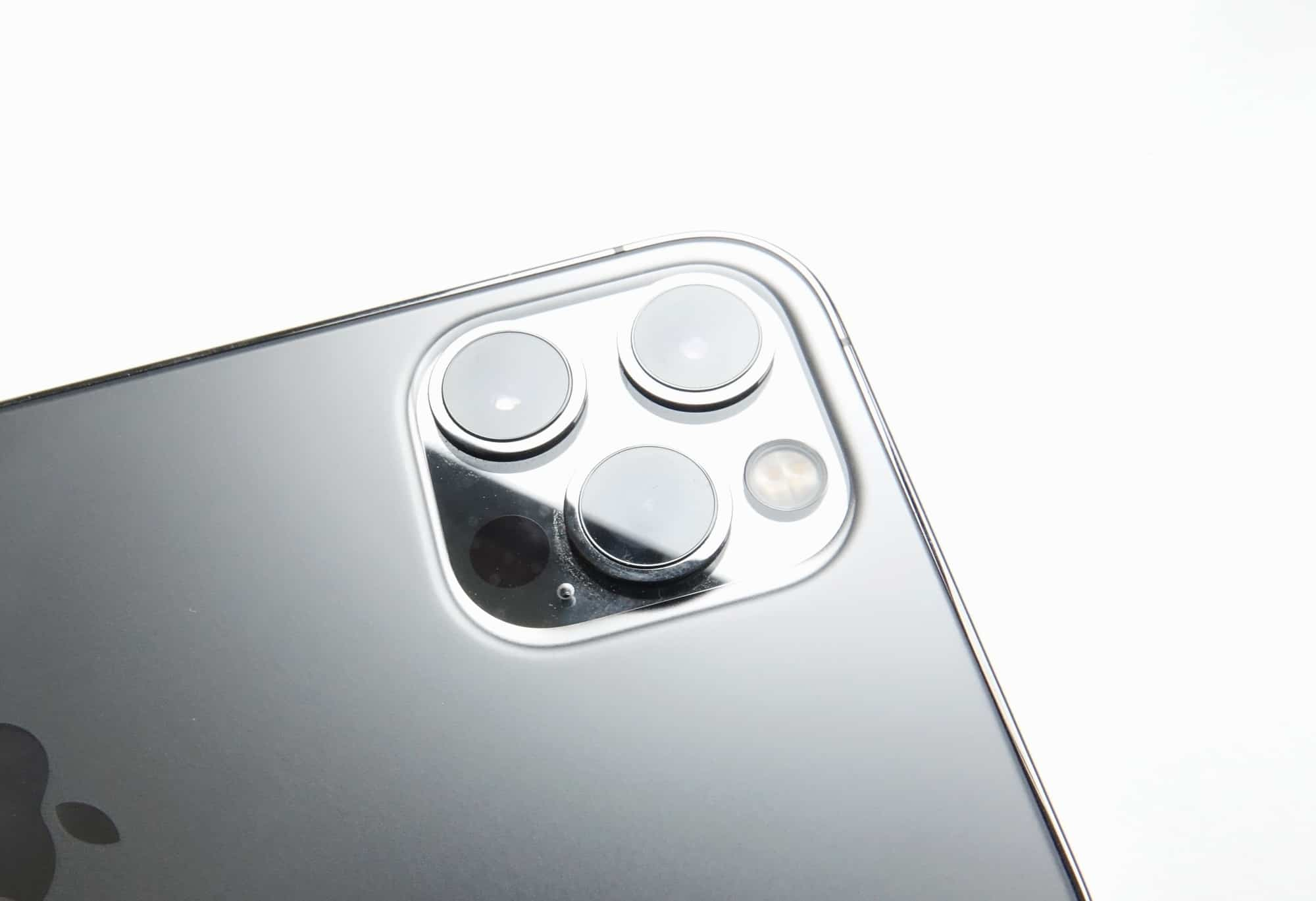 Apple iPhone 12 Pro cameras