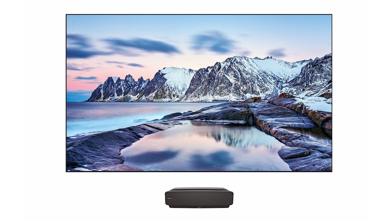 Hisense 100L5F 4K Laser TV