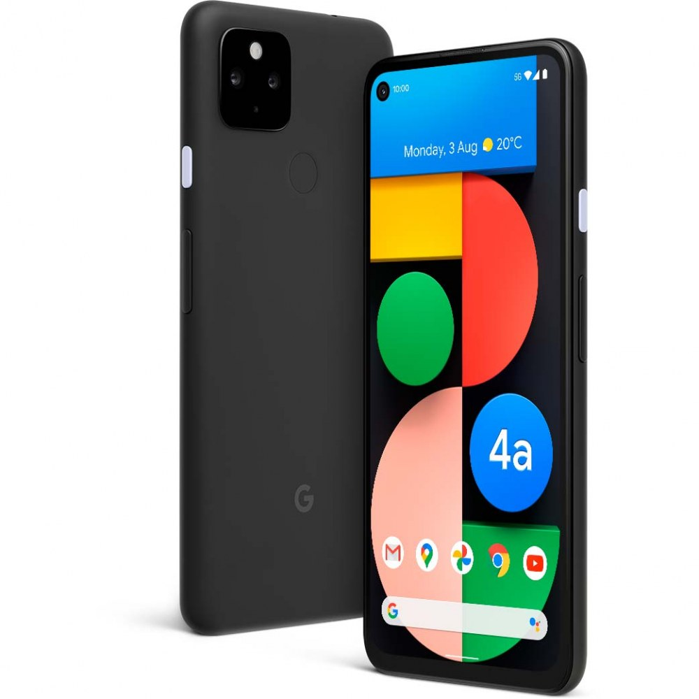 Google Pixel 4a with 5G