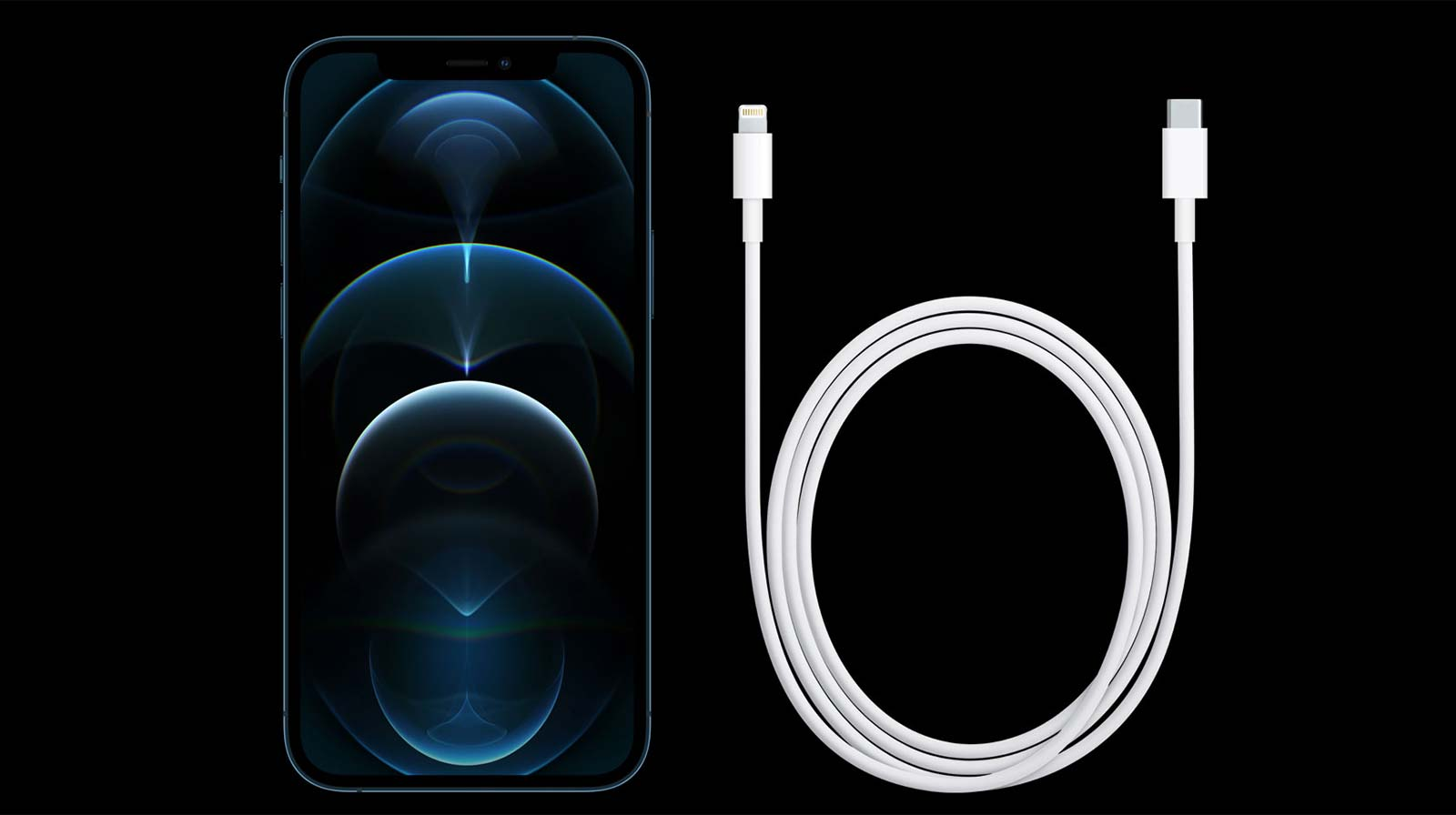 The iPhone 12 Pro won't come with anything more than a Type C to Lightning cable, and neither will the rest of the 2020 iPhone range.