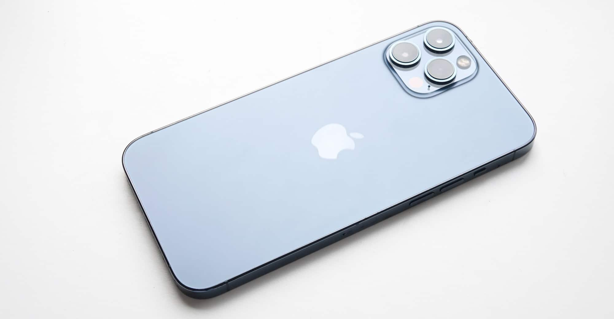 Apple iPhone 12 Pro Max cameras