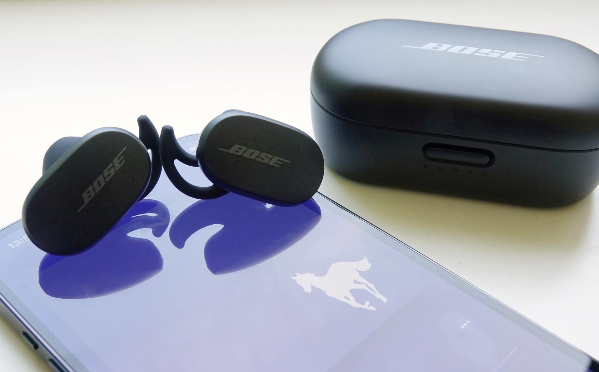 Bose QuiteComfort Earbuds reviewed