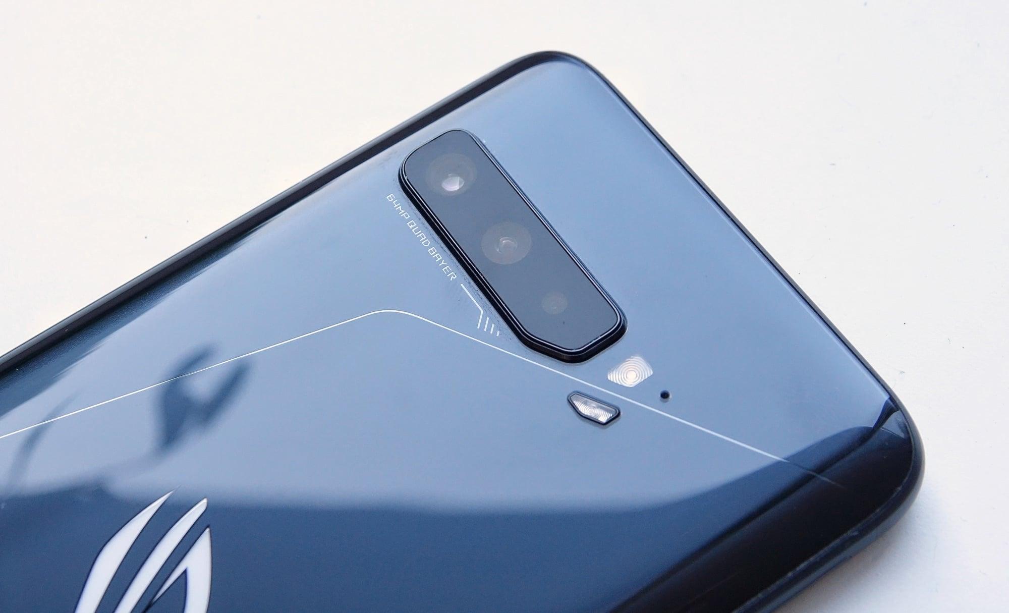 Asus ROG Phone 3 camera