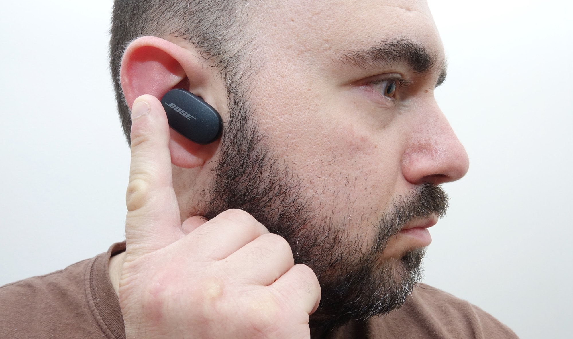 Controlling the Bose QuietComfort Earbuds