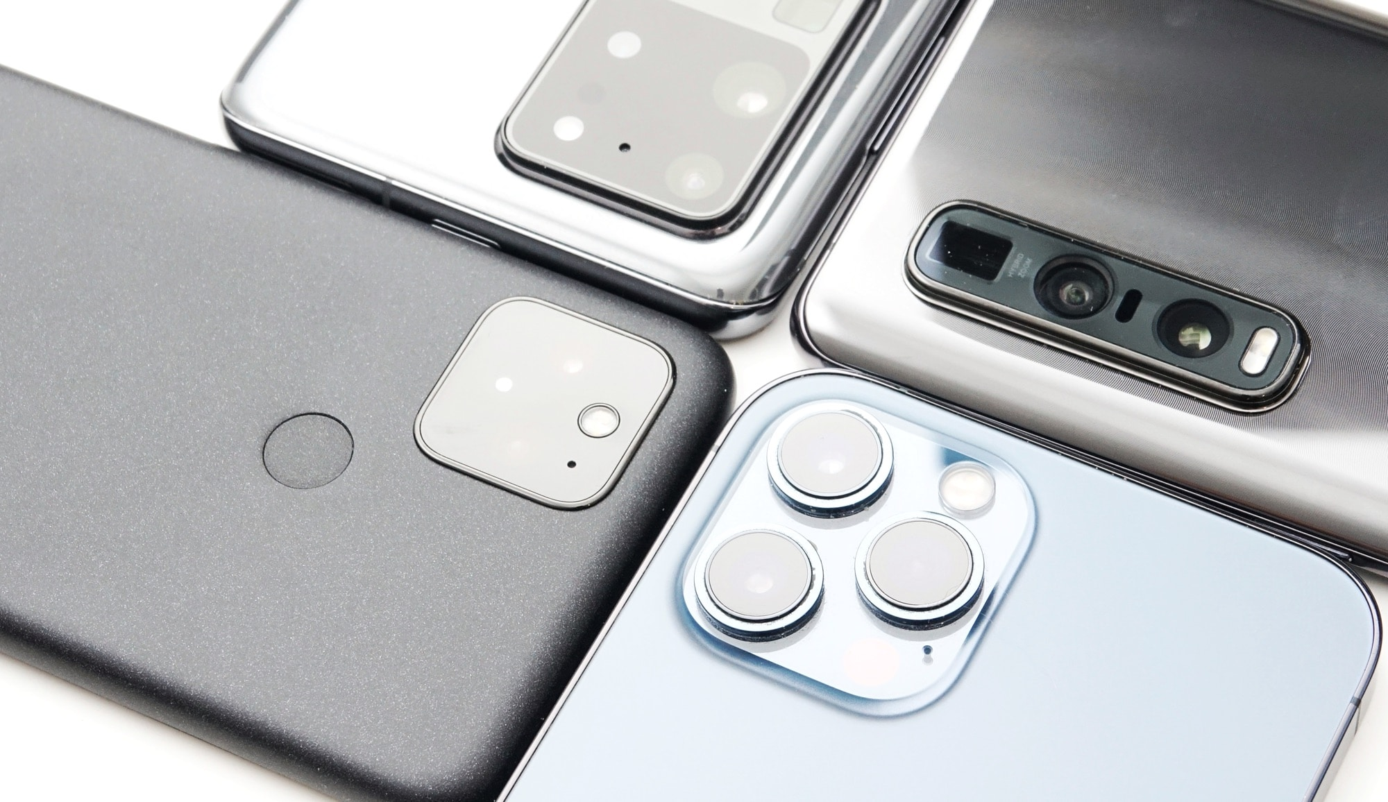 The best phone cameras of 2020.