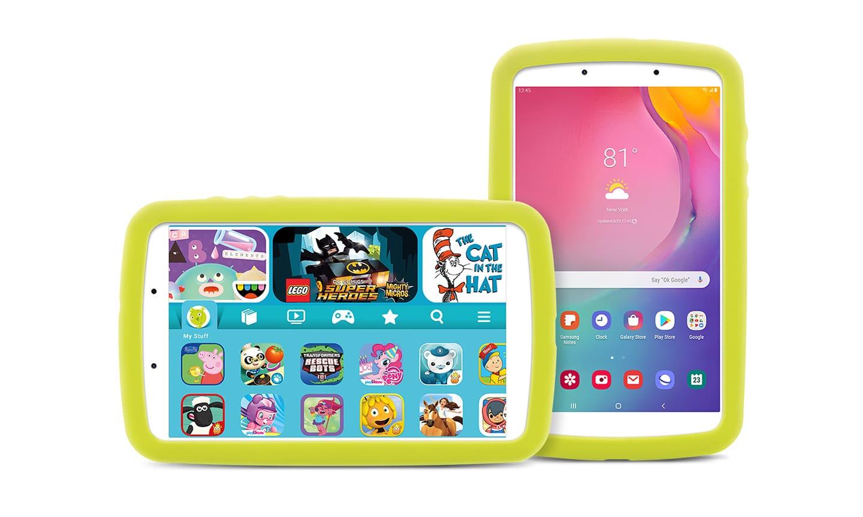 Samsung Galaxy Tab for kids