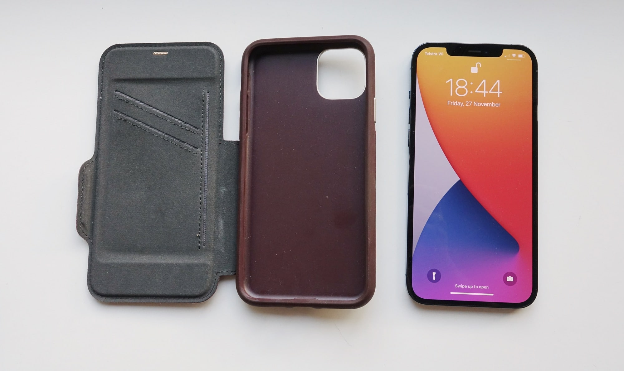 Can you put an iPhone 12 Pro Max into an iPhone 11 Pro Max case?