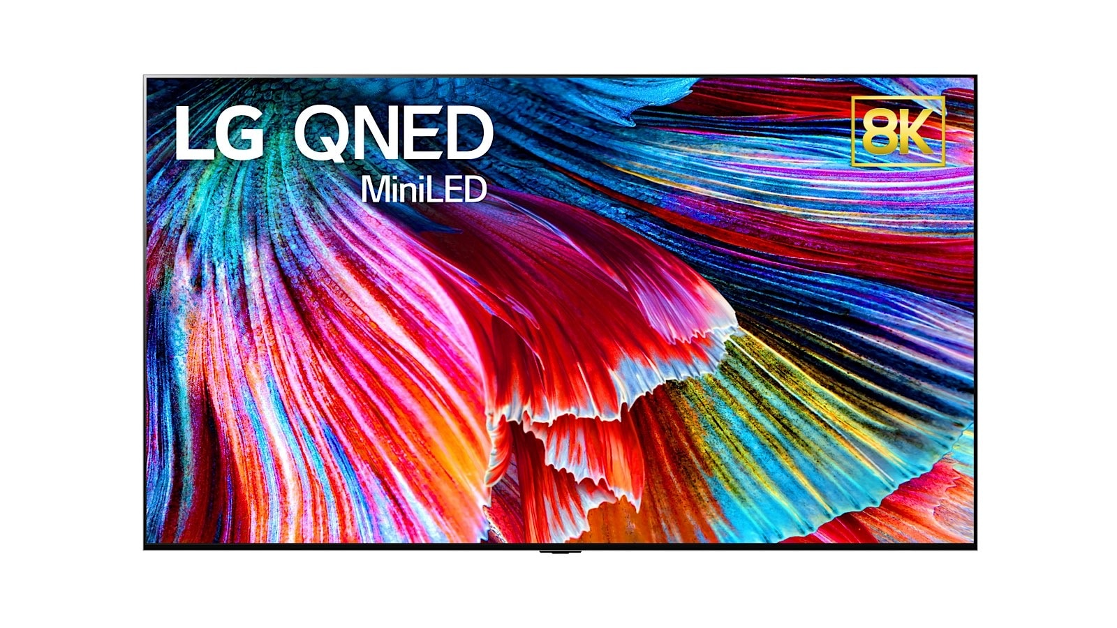 LG QNED Mini LED TVs in 2021
