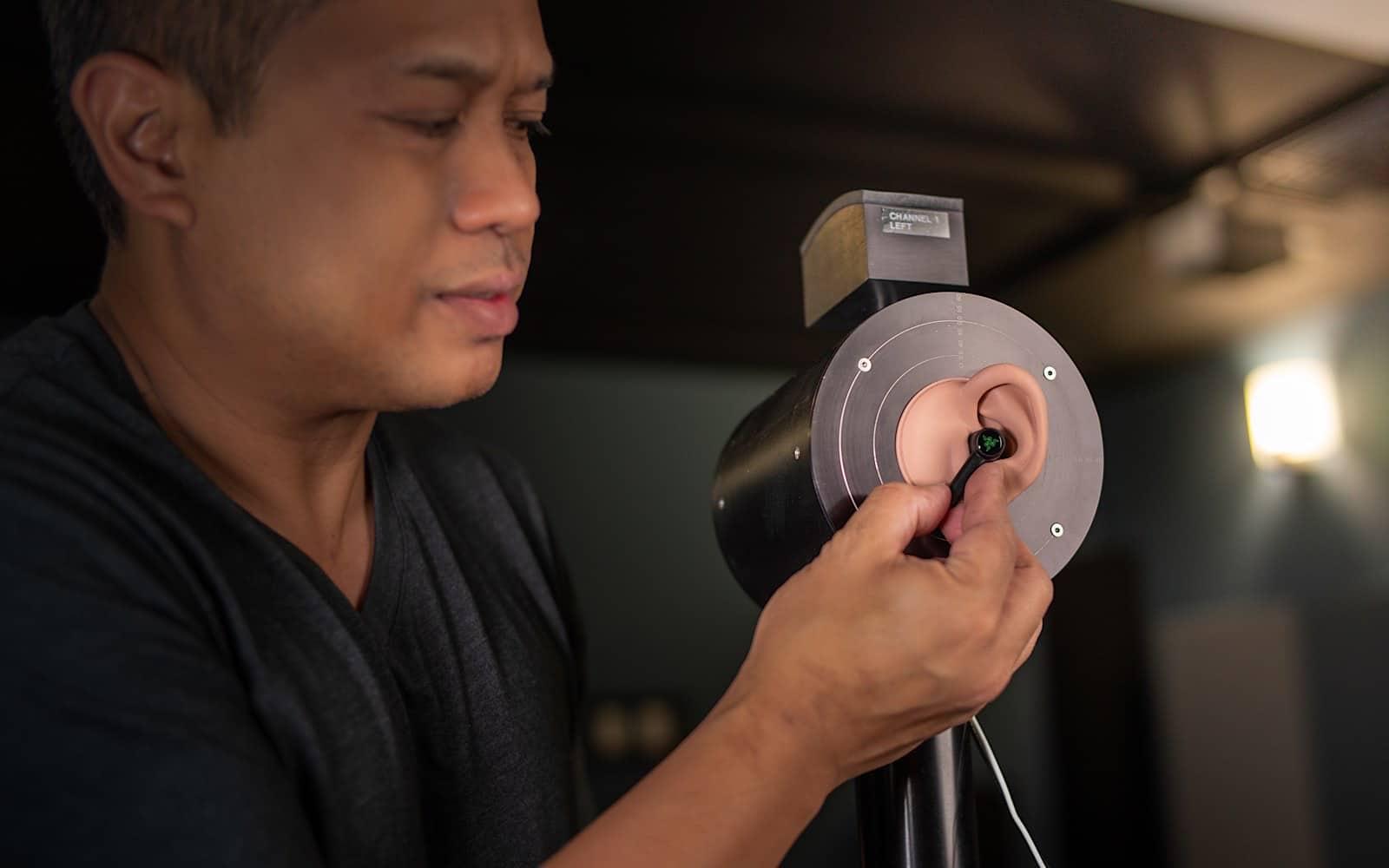 THX certifying the Razer Hammerhead True Wireless Pro