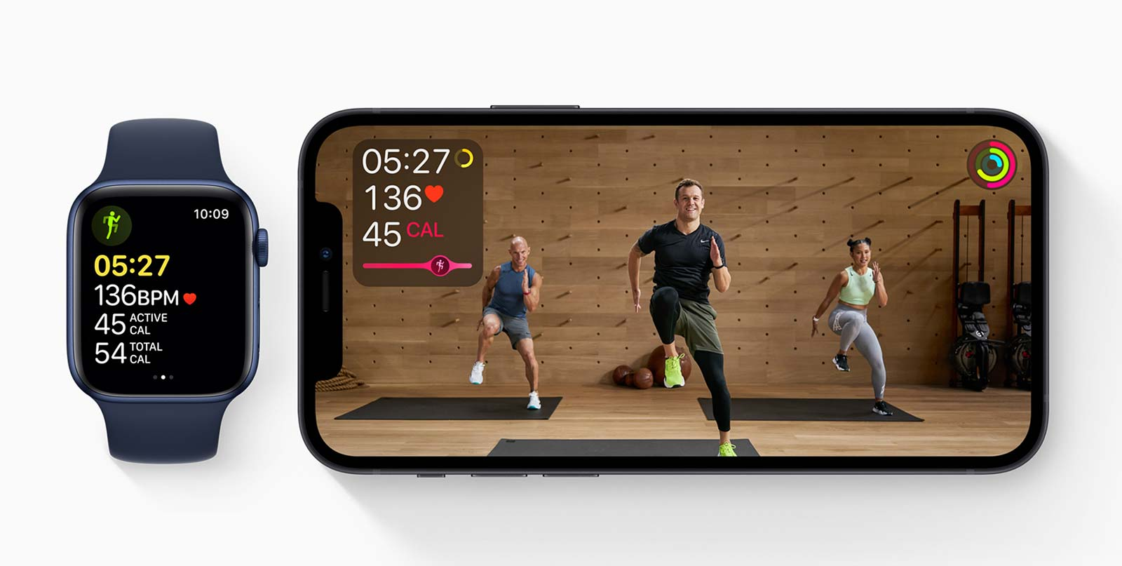 Apple takes on the gym with launch of Fitness+ next week