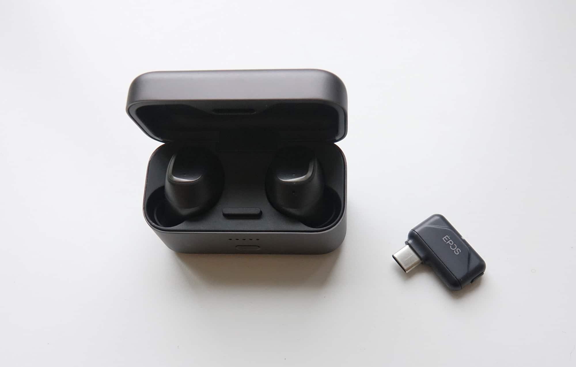 EPOS GTW 270 wireless earphones