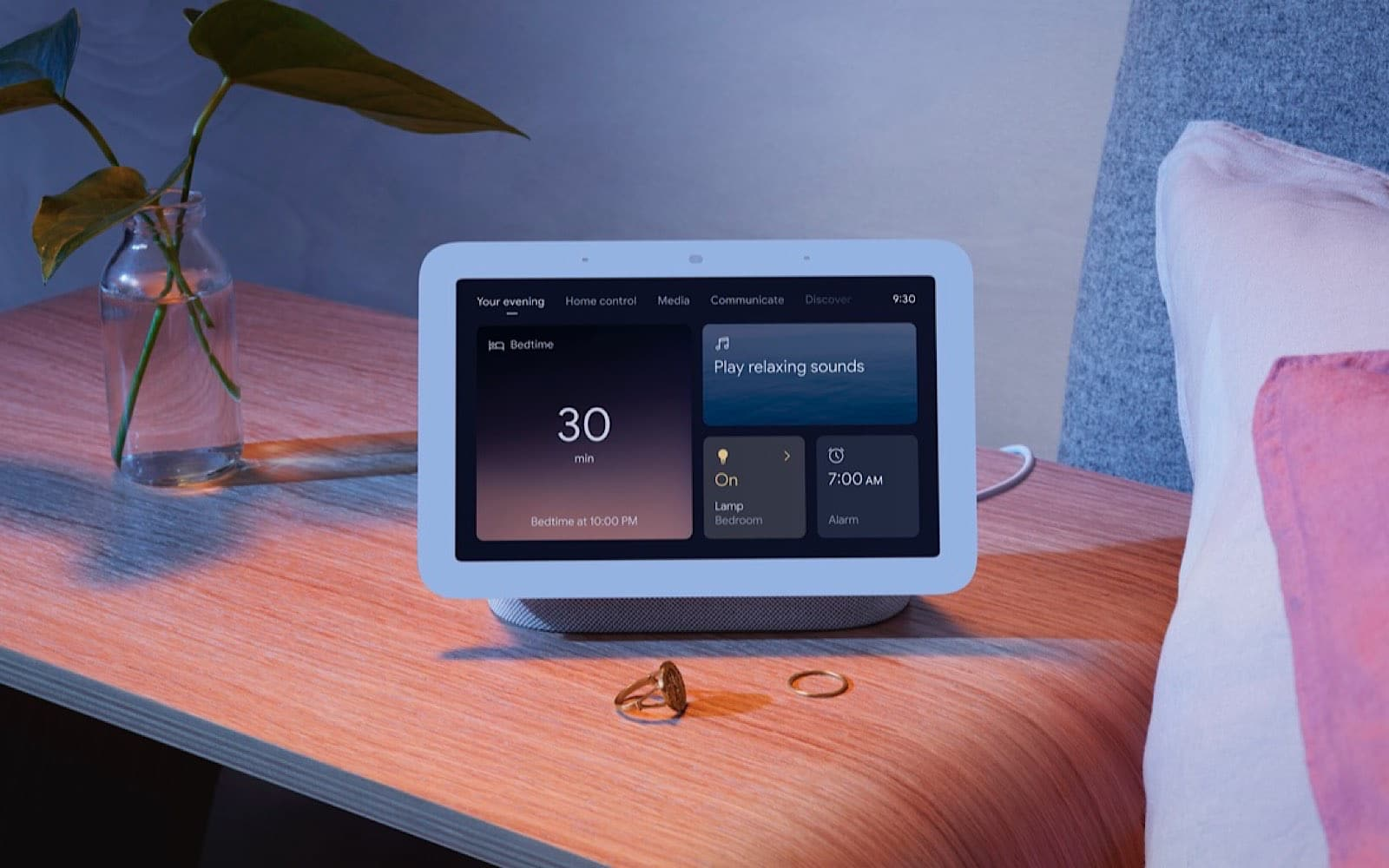 Google Nest Hub (2021) with sleep sensing