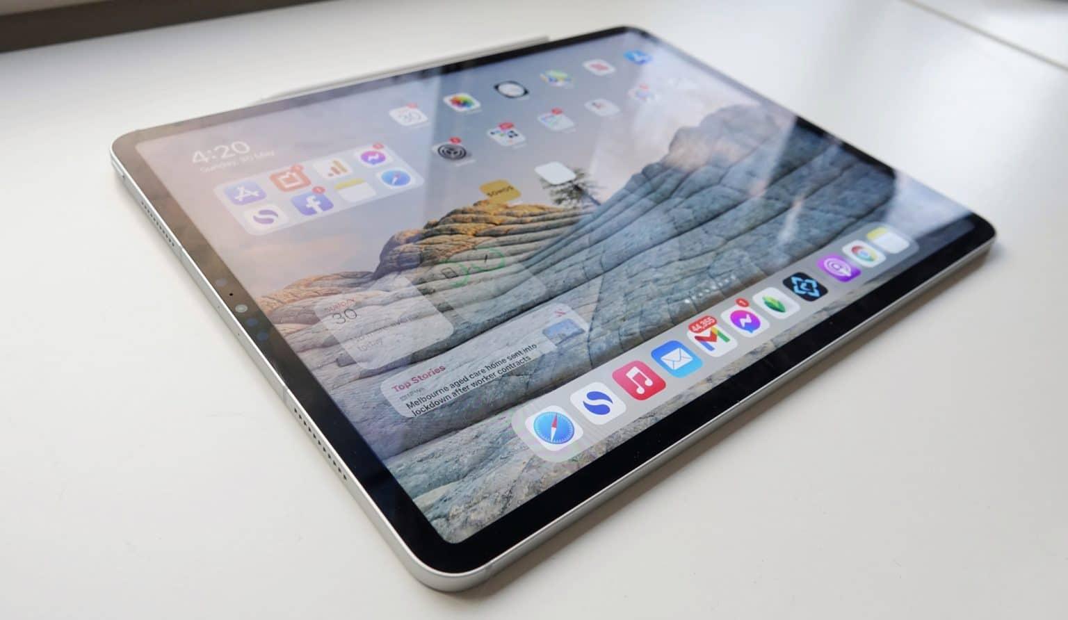 Apple iPad Pro 12.9 review (2021, M1 iPad Pro) - Pickr