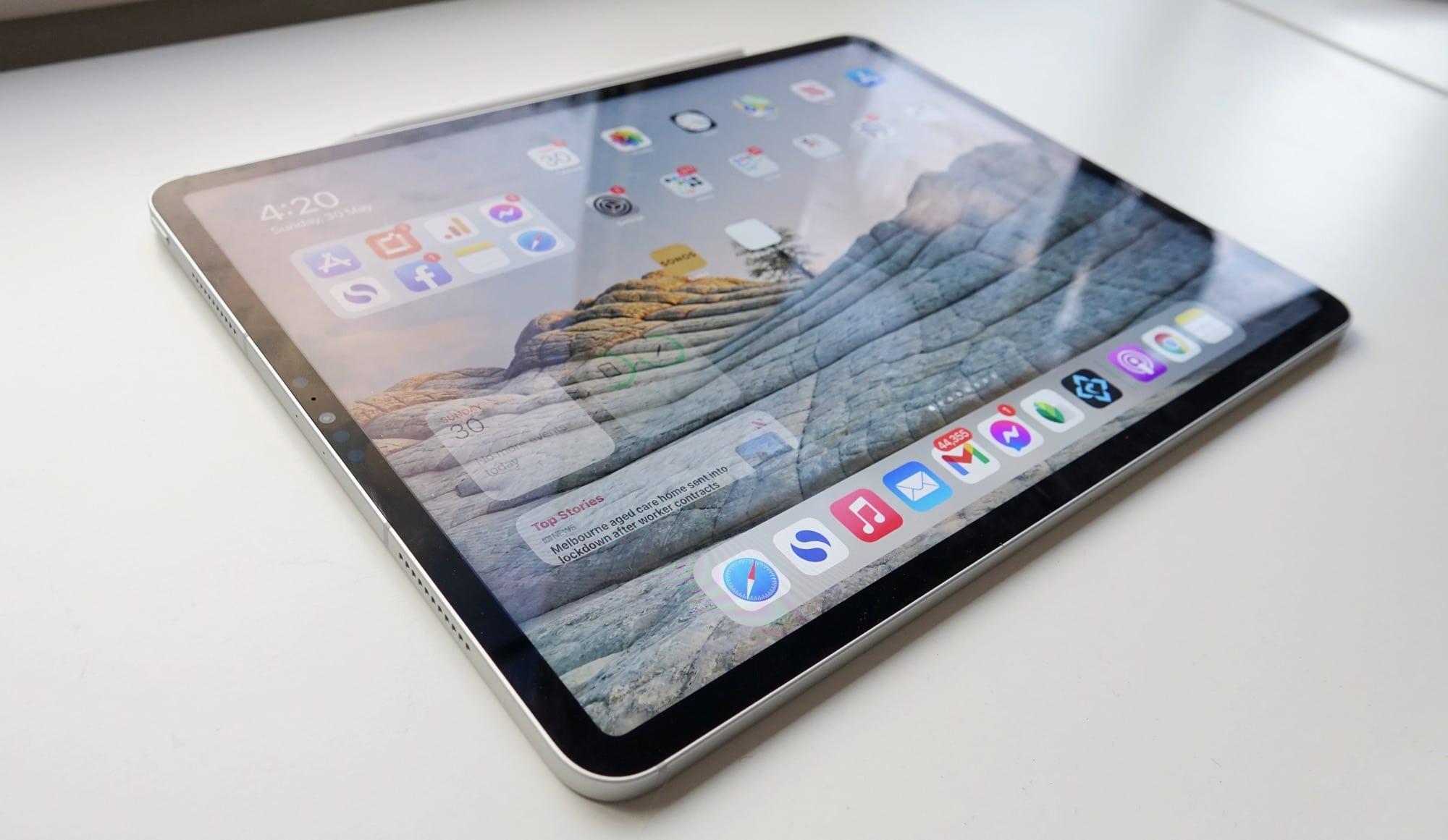 Apple iPad Pro 12.9 2021 reviewed