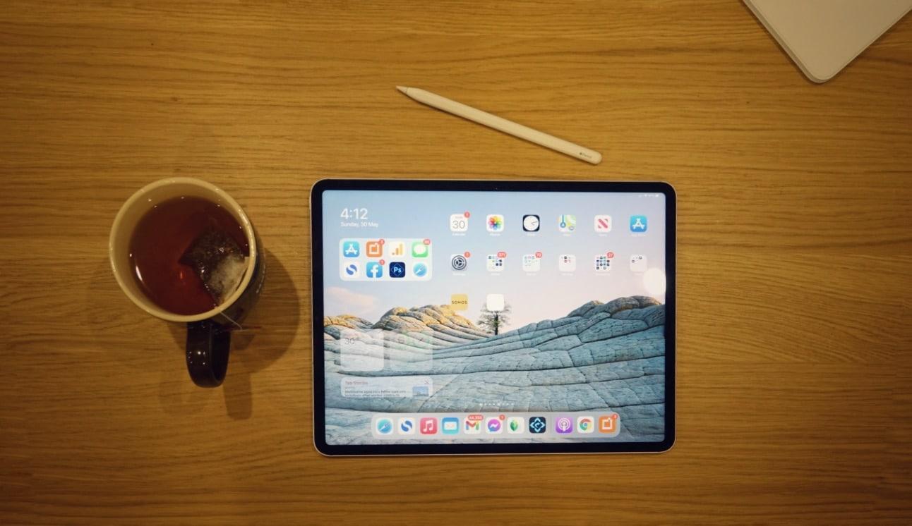 Apple iPad 12.9 2021
