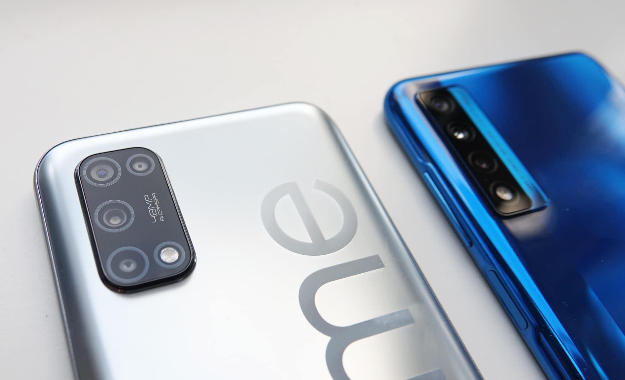 Five 5G phones under $500
